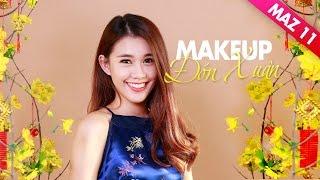 MAZ 11 | Makeup Đón Xuân | Ngọc Thảo [ Hướng Dẫn Make Up ]