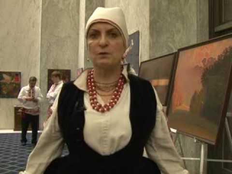 Выставка белорусских художников в Конгрессе США