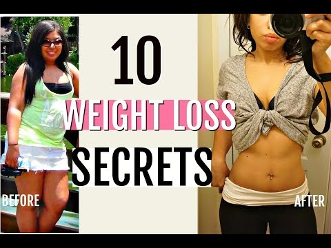 How To LOSE WEIGHT WITHOUT EXERCISE - 10 Weight Loss Tips!