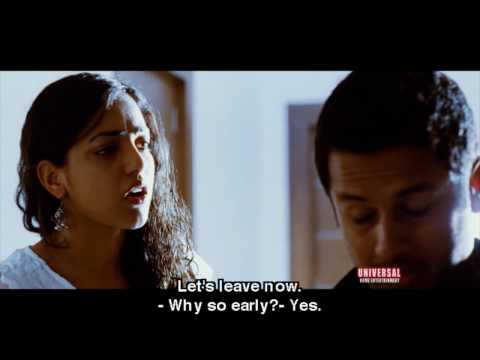 Ishq Movie || Romantic Love Scene Of Nithin & Nithya Menon ||...