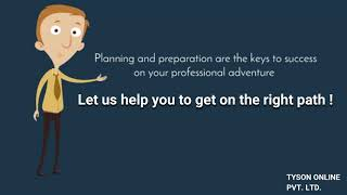 Career Guidance | Career Direction | Coaching | Dream Job | Tyson Online Pvt Ltd