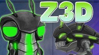 Z3D ! NEW ROBOT SLUG in SLUGTERRA SLUG IT OUT 2 ! SO POWERFUL !!