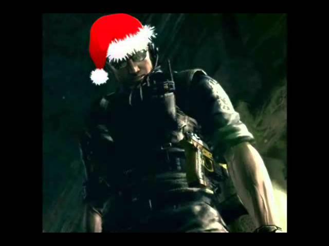 Resident Evil 5 Albert Wesker Mercenarios parte 1 LOQUENDO