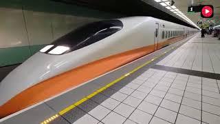 台湾高铁和大陆高铁比较,带你了解真实的台湾高铁