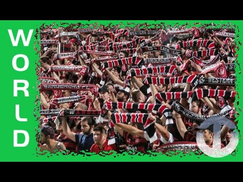 Meet the Western Sydney Wanderers and their fans, the RBB. Subscribe to Trans World Sport: http://goo.gl/5kBsQ TWS features sports action from around the glo...