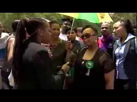 BBC News   Huge crowds file past Nelson Mandela ;s body in Pretoria