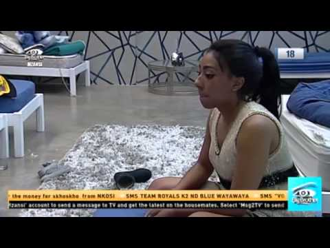 Big Brother Mzansi- Are K2 and Blue over? thumbnail