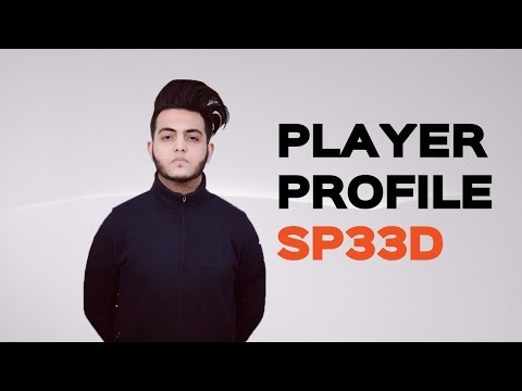 Next Generation Player Profile : SP33D