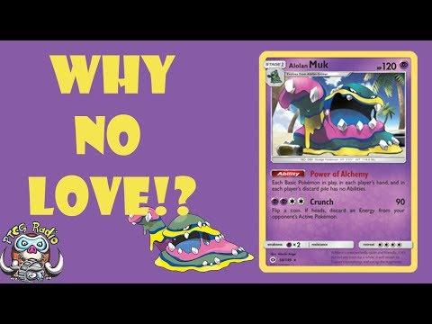 Where's the Love for Alolan Muk? (Forgotten Pokemon)