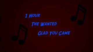 Download Lagu Glad You Came 1 Hour Loop Gratis STAFABAND