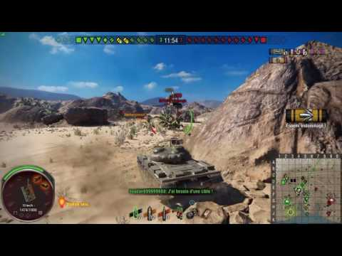 World Of Tanks PS4 - Obj.140 Master