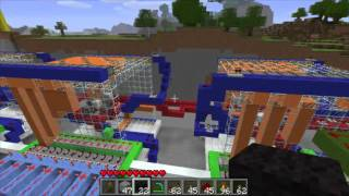 Minecraft: Fully Programmable Animation Display