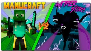 WITHER STORM BOSS BATTLE | MAPA MINECRAFT 1.9 | Mata al Wither Storm de Minecraft Story Mode!