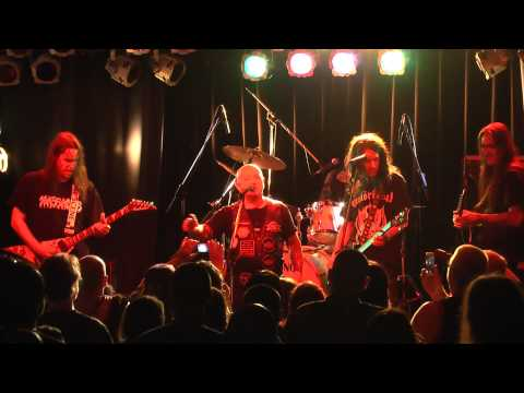It's All Bout the Riff - Hell Aint A Bad Place - Bald Face Stag - 23.11.2013 - BOBMETALLICAFREAK