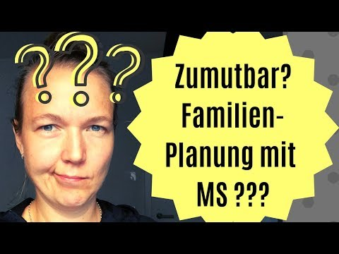 Darf ich mit MS eine Familie gründen? Kinderwunsch trotz MS