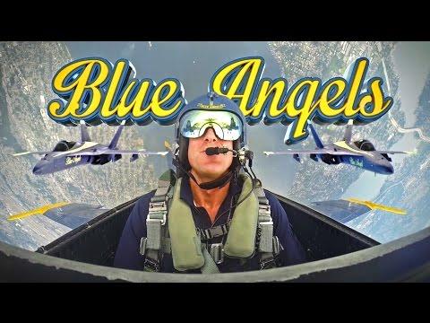 Being Inside A Blue Angels Cockpit Is Even Cooler