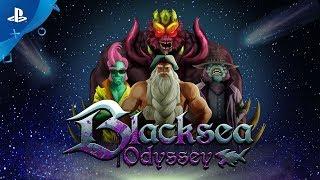 Blacksea Odyssey - Gameplay Trailer | PS4