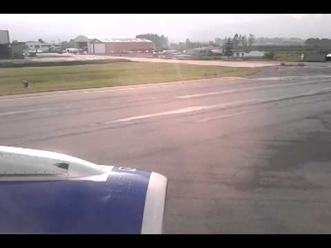 Spirit Airlines A320 Takeoff At Bogota Colombia BOG to FLL