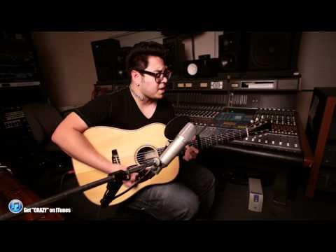 Andrew Garcia Crazy Acoustic Version YTF