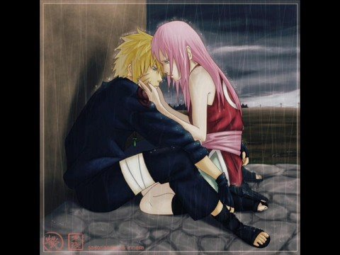 Naruto x Sakura - Kiss the girl