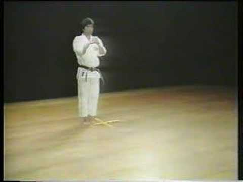 Jitte - Shotokan Karate video