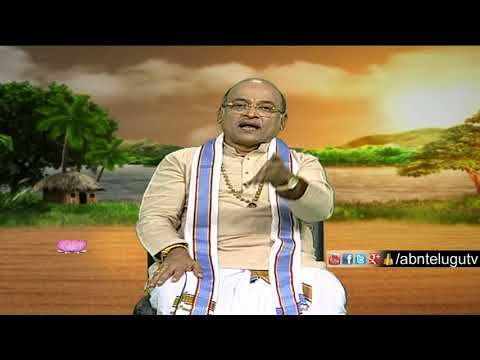 Garikapati Narasimha Rao About How to Control Desires | Nava jeevana Vedam | Episode 1426