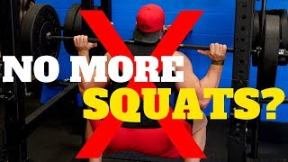 How To Build HUGE Legs WITHOUT Squats