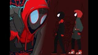 Spider-Man Miles Morales [ Speed Making ] Pivot Animator   Spider-Man Int