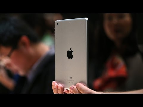 Tech Giant Apple Says It Sold 61Million Smartphones in the First Quarter
