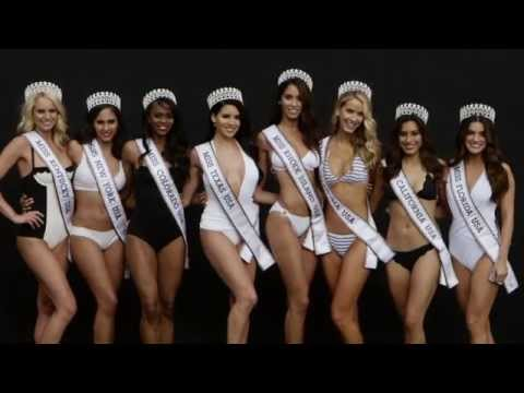 Meet The Women Of Miss USA