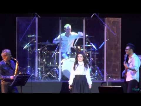 Дина Гарипова в КЗ Crocus City Hall 18.03.2014 - Сольный концерт