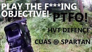 HVT Defense - CUAS @ Spartan Airsoft
