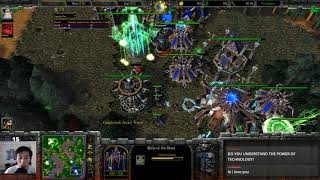 Sok (HU) vs Lucifer (UD) - WarCraft 3 - WC####