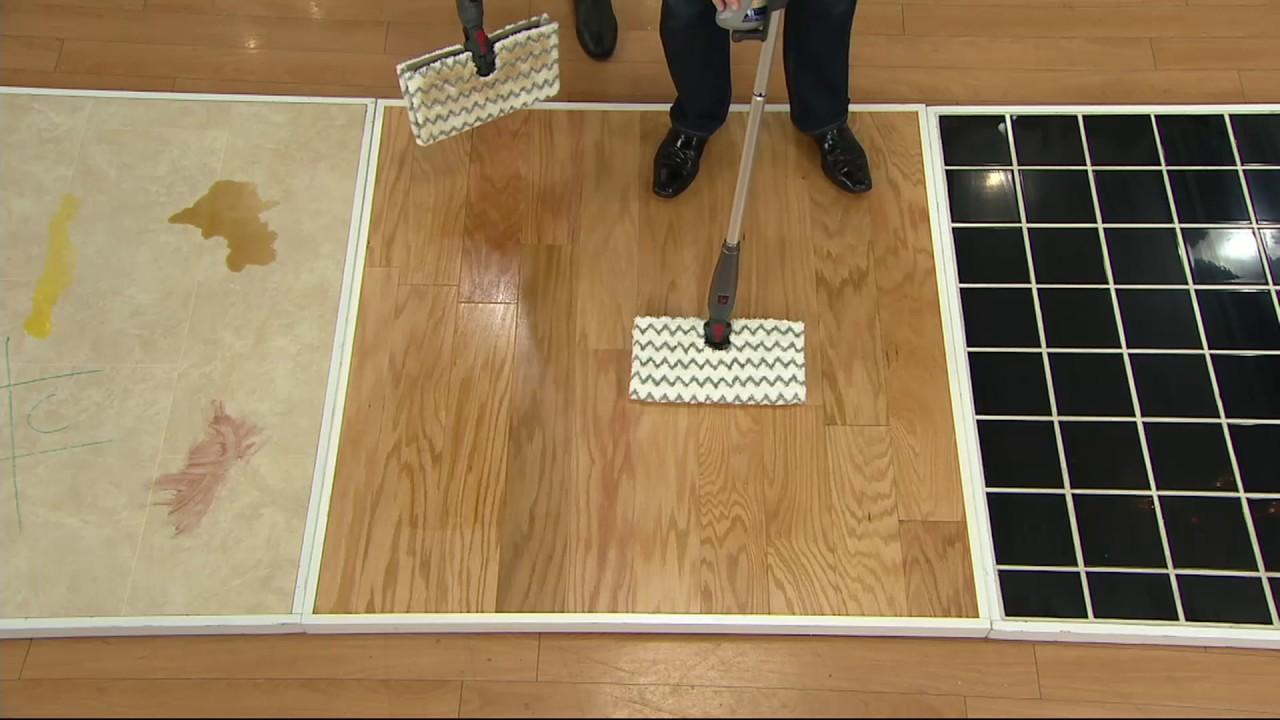 Shark for tile floors