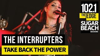 The Interrupters - Take Back the Power (Live at the Edge)