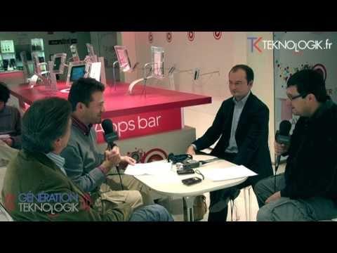 SFR Triple Play (Neuf Box Evolution) + Jacques Legros