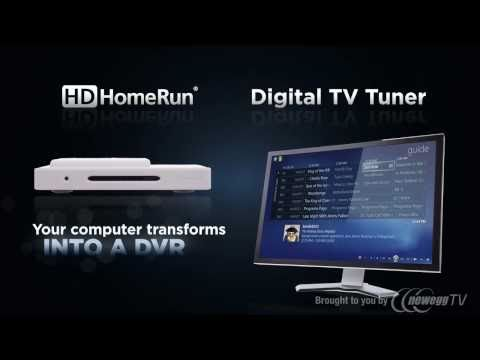 Product Tour: SiliconDust - HDHomeRun Network-based Dual Digital - HDTV Tuner Ethernet Interface