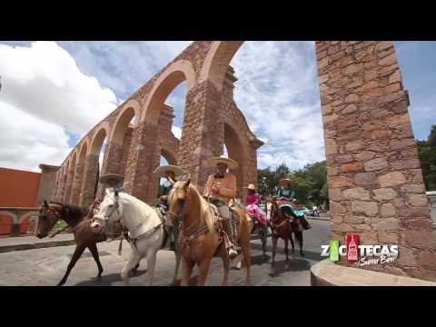 CABALGATA TURÍSTICA TOMA DE ZACATECAS 2013