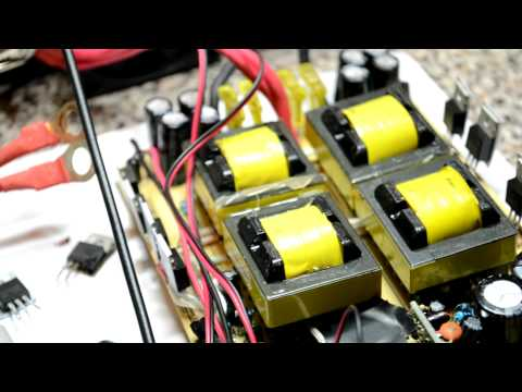 Mercury - Skytronic Soft Start Inverter Repair Guide 12 or 24 volt DC to 240ac
