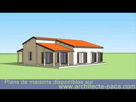 Plan maison 3d gratuite marseille 111 youtube for Plan de maison 3d
