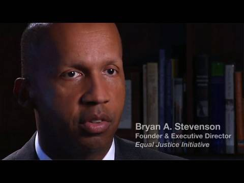 Bryan Stevenson on Life Without Parole: Juvenile Justice | MacArthur Foundation
