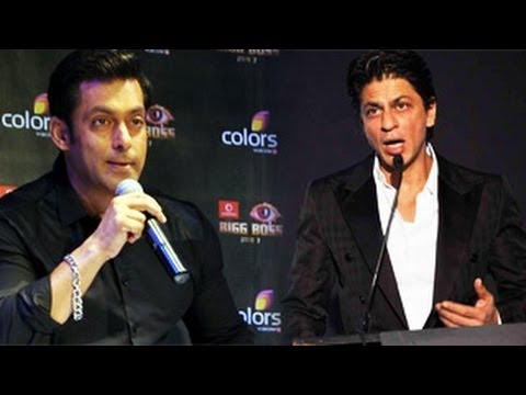 SRK Reacts To Salman Khan's SHOCKING Comment On CHENNAI EXPRESS