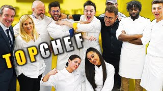 TOP CHEF: HUGOPOSAY vs FASTGOODCUISINE (feat. @Lonni @Juliette Jahm @scoot 2 street...)
