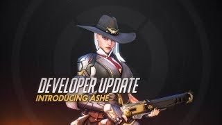Developer Update | Introducing Ashe | Overwatch