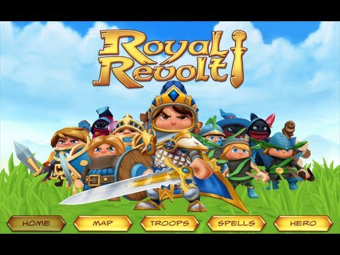 Royal Revolt! APK Cover