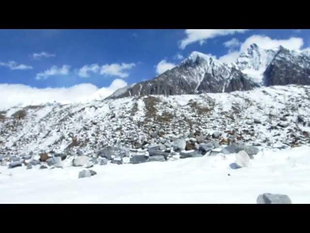 Siachen Glacier Expedition 2012
