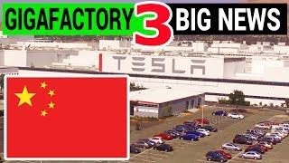 Why Today's Tesla Gigafactory 3 News is a Big Deal