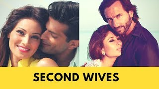 Top 10 Bollywood Actresses Who Are Second Wives
