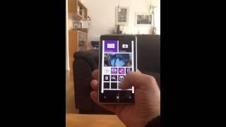Il mio Nokia Lumia 820