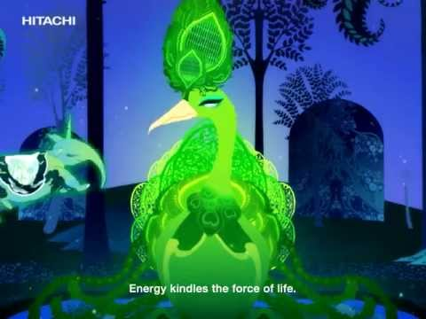 Hitachi China TVCM  2011-2012 Energy篇(English version)